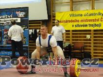 Peter Zachar, 257,5kg, SK