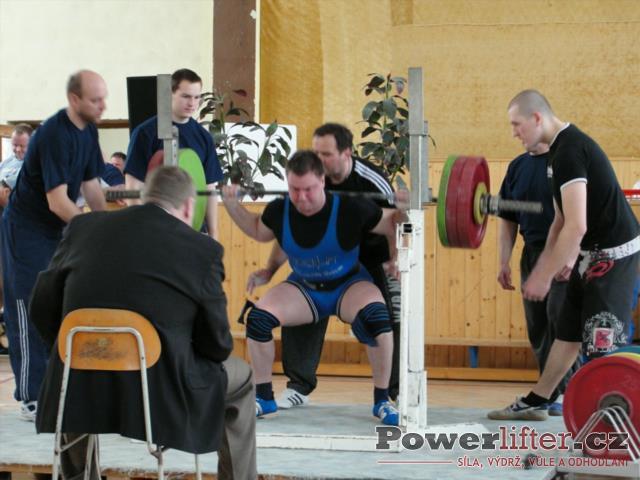 Petr Bolf, 230kg