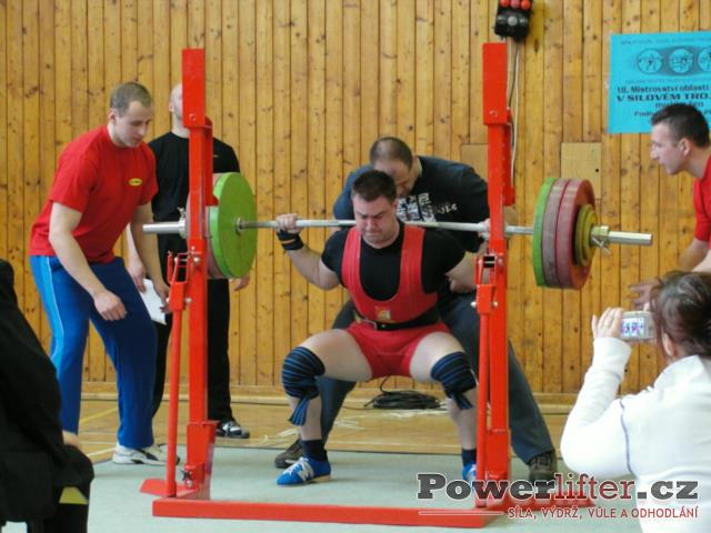 Petr Bolf, 240kg