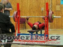 Petr Dospěl, 140kg