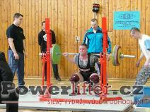 Petr Dospěl, 195kg