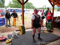 Petr Hron, 250kg