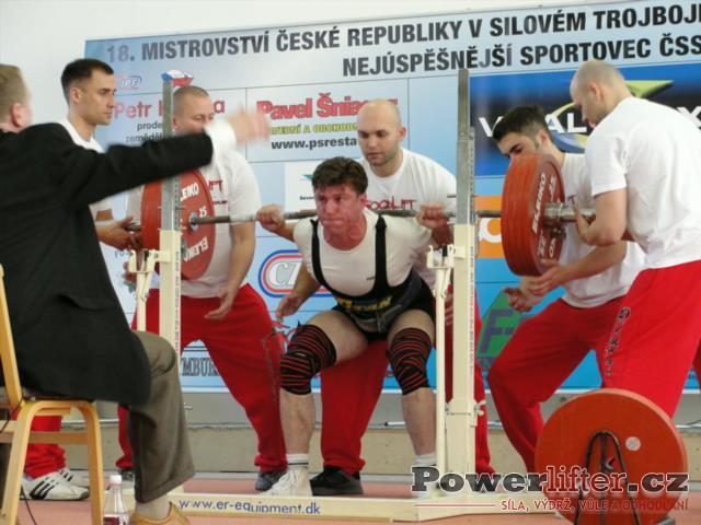Petr Krákora, 225kg