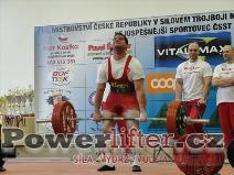 Petr Schmidt, 250kg