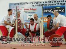 Petr Schmidt, 265kg