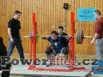 Petr Vlach, 237,5kg