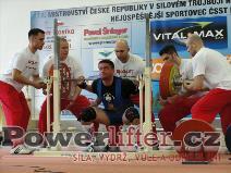 Petr Vlach, 257,5kg