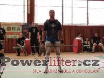 Petr Vlach, mrtvý tah 240kg