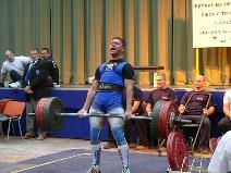 Petr Vlach, mrtvý tah 287,5kg