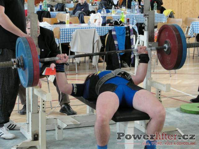 Petr Voznička, 115kg
