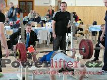 Petr Zámečník, 130kg
