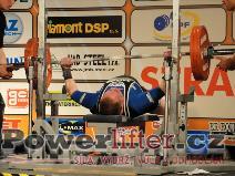Pieter V.D. Vijfeijke, NED, 175kg
