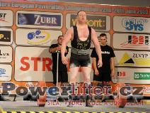 Pieter V.D. Vijfeijke, NED, 230kg