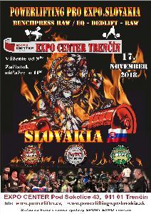 POWERLIFTING PRO EXPO SLOVAKIA