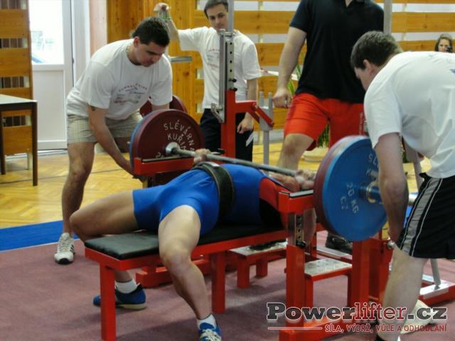 Radim Kopal, 165kg