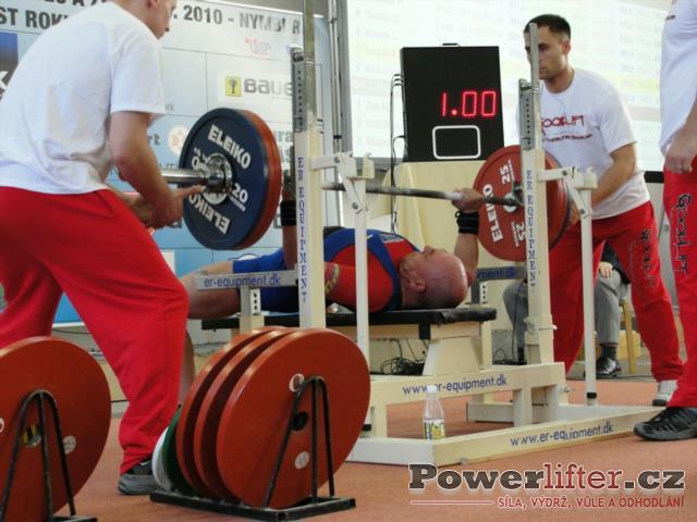 Radim Kopal, 167,5kg