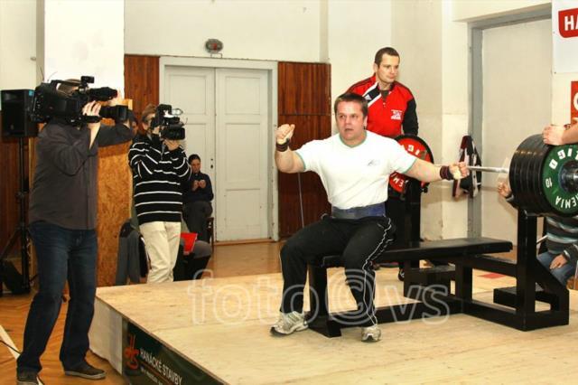 Radim Šrámek, 220kg