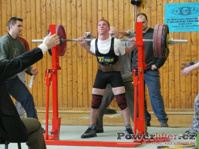 René Hoza, 180kg