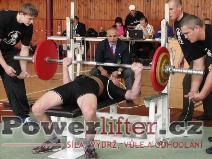 René Hoza, benč 100kg