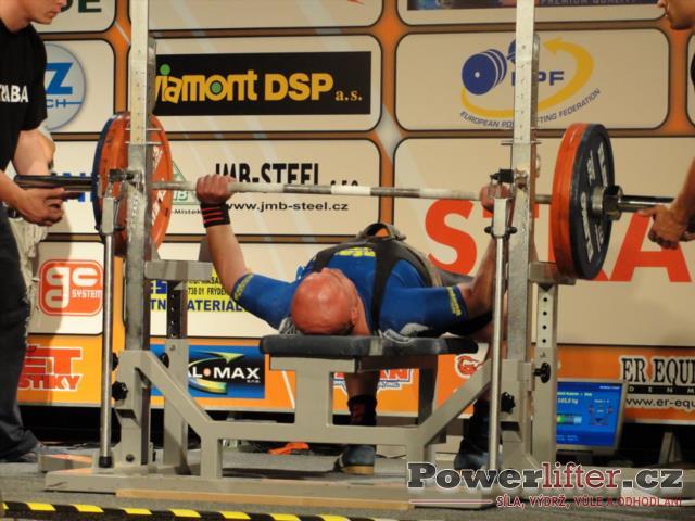 Roberto Bettati, ITA, 165kg