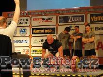 Rolf Stenberg, NOR, 257,5kg
