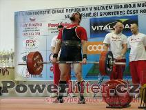 Roman Svoboda, 272,5kg