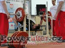 Roman Tůma, 137,5kg