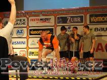 Ronald Braak, NED, 255kg