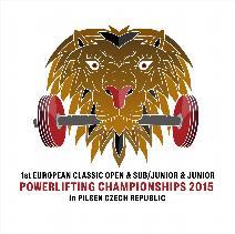1. Mistrovství Evropy v klasickém (RAW) silovém trojboji dorostu, juniorů, mužů a žen