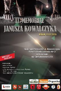 11. Memoriał Janusza Kowalczyka