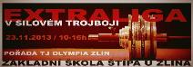 21. ročník Extraligy v silovém trojboji družstev - 2. kolo