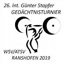 26. Int. Günther Stapfer Memorial 2019