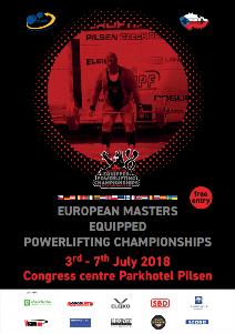 31. a 24. Mistrovství Evropy v silovém trojboji masters