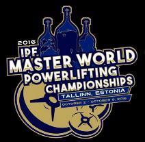 34. a 25. Mistrovství světa v silovém trojboji masters