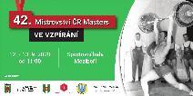 42. Mistrovství ČR ve vzpírání masters