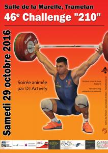46e Challenge '210'