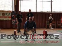 Aleš Spiewok, mrtvý tah 160kg