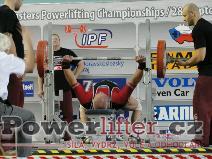 Allan Fuglsang, DEN, 187,5kg
