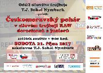 Českomoravský pohár v klasickém (RAW) silovém trojboji dorostu a juniorů