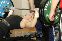 Daniela Poláková, 85kg