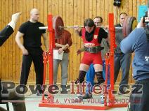 David Lacko, 195kg