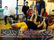 Denis Šindel, 130kg