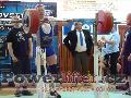 Muži M1 -105 až +120kg - dřep
