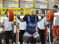 Muži nad 120kg - dřep