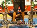 Ženy M1 -72 až +84kg - benčpres