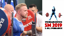 Finnish Equipped Powerlifting Nationals