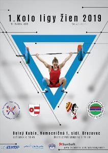 I. Liga žien vo vzpieraní družstiev - 1. kolo