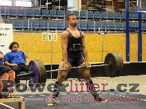 Jakub Koten, mrtvý tah 215kg