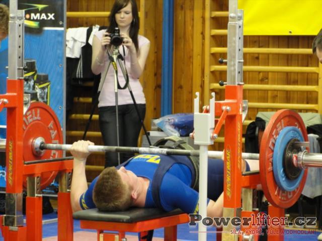 Jakub Zmeko, 100kg, SK