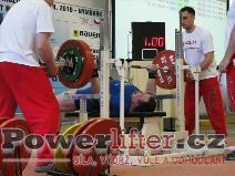Jaroslav Jirout, 200kg